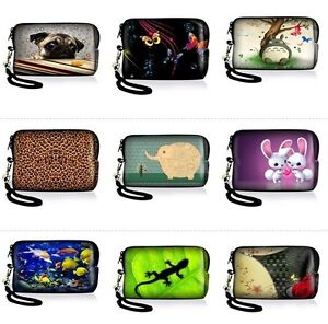 Digital Camera Case Bag Pouch For SONY Cyber-shot DSC W690 W630 W610 WX50 WX100