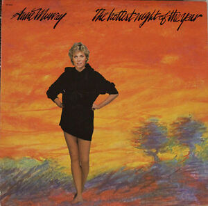 Anne Murray - The Hottest Night Of The Year Vinyl Record LP Oakville / Halton Region Toronto (GTA) image 1