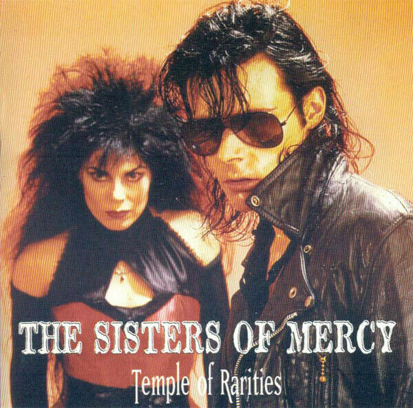 The Sisters Of Mercy Temple Of Rarities - CD Import - $24.99