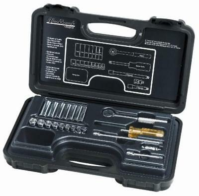 Blackhawk By Proto 1421-mnb Drive 6-point Metric Socket Set Containing 14-in...