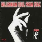cd - Various - Millennium Soul From Stax