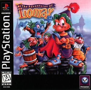 The Adventures of Lomax (PS1)