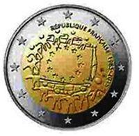 2 Euro Commemorativo Francia 2015 - 30° Anniv. Bandiera Europea -  - ebay.it