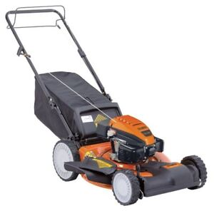 Columbia 3-in-1 FWD 21-inch 159cc Gas Self-Propelled Lawn Mower