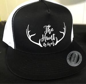 Custom Printed and Embroidered Hats - 20 units+ minimum