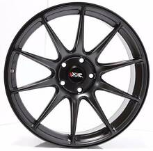 SUBARU 17 INCH XXR 527 ALLOY MAG WHEELS TYRES SALE Arncliffe Rockdale Area Preview