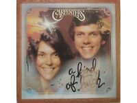 CARPENTERS LP A KIND OF HUSH