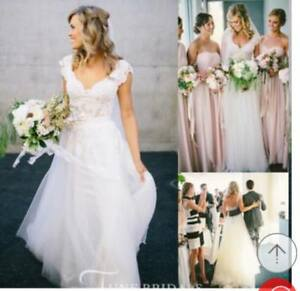 Robe de mariée, neuve
