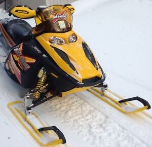 2004 Skidoo MXZX 800 REV Blair Morgan Edition