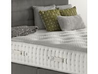 KING-SIZE BED MATTRESS (rarely used)