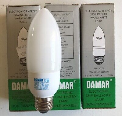 ctronic Self Ballasted Lamp - Non-Dimmable 9W 24125A (Electronic Self Ballasted)