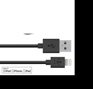 Apple Certified Genuine iPhone5/5S/5C /6/6+ data cable / charger