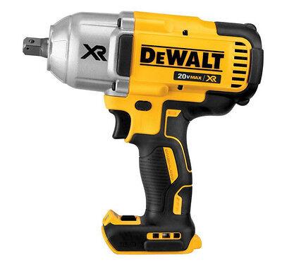 Dewalt DCF899B 20 volt Max Cordless Detent Impact Wrench Li-Ion 1/2