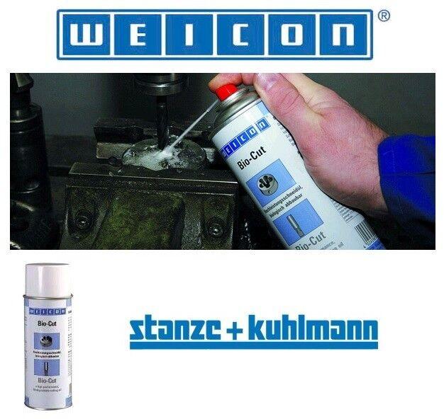 """WEICON Hochleistungsschneidöl - Schneidöl """"Bio Cut"""" 400ml #11750400 TESTSIEGER"""