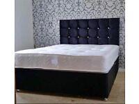 Stunning divan beds 💯 Brand new