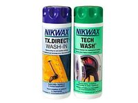 Nikwax duo for motorcycle gear. Unopened.