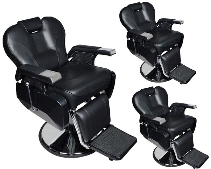 3all Purpose Hydraulic Recline Barber Chairs Salon Beauty...