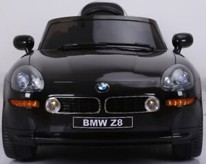 Brand New Licensed 12V BMW Z8 Deluxe Child Ride-On Car Doors, Le