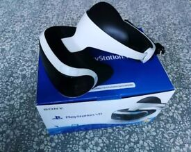 PSVR PlayStation VR + Motion Controllers - Only Used a Couple Of Times!