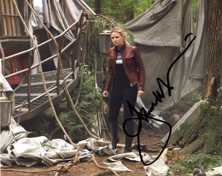 Jennifer Morrison Once Upon A Time Autographed Signed 8x10 Photo COA #1
