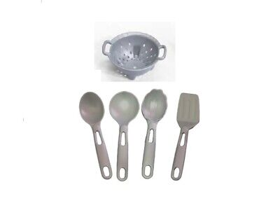 NEW~ STEP2 Pretend Play Kitchen Replacement Strainer and Utensil Lot of 5