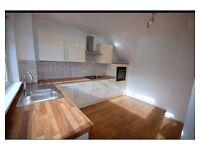 Refurbished 3 bedroom end terrace house in Bankhead, Rutherglen