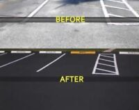 DWG coatings and asphalt maintenance