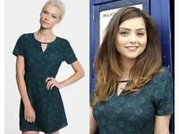 Clara Oswald Dr Who Cosplay items - pins and needles Topshop river island dresses