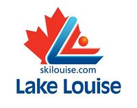 Sunshine and Lake Louise adult full day lift tickets