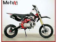 MotoX1 YX-140 stomp demonX 140cc