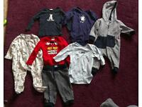Baby boy clothes 6-9months. 7items