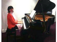 Piano and Theory Teacher