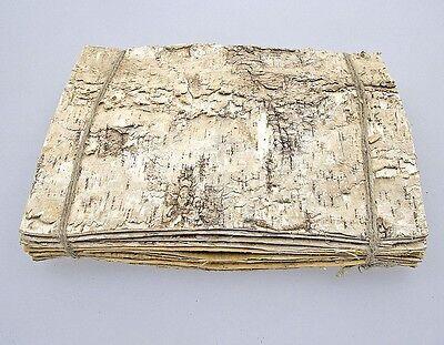 10 Stk Birkenplatten 30x23cm Deko Birkenrinde Holz Rinde Birke Birkenplatte