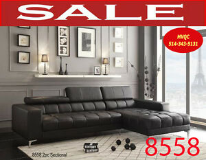 living room sets, sectional adjustable reclining sofas, 8558 2pc
