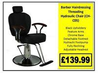 Barber Hairdressing Threading Hydraulic Chair CH-C05 £139.99