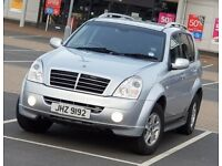 *NEW SHAPE* Rexton II 2.7 SX AWD same as Mercedes ML 270 M Class 4x4 volvo xc90 land rover Shogun