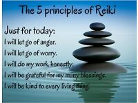 Level 1 Reiki course