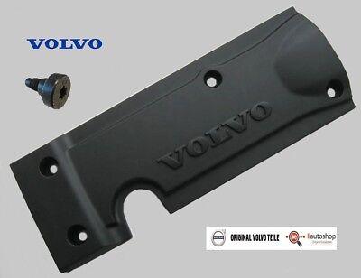 Original Volvo C30 S40 V50 Motorabdeckung + Schrauben 30650468 online kaufen