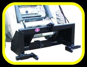 Skid Steer to 3 point hitch adapter with PTO -SALE $550 OFF !!!