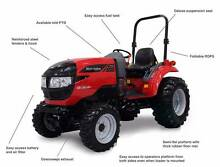 Mahindra 1533 and slasher. Brand new. Beenleigh Logan Area Preview