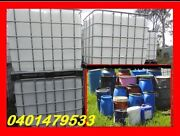 IBC's-IDEAL 4 DRINKING,AQUAPONICS(Certain Grades) Delivery* Penrith Penrith Area Preview