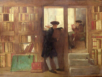 Old and Curious Books