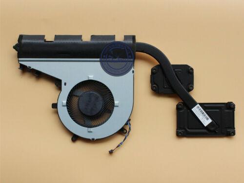 1PCs For HP Envy 17M-AE111DX Notebook Fan 925461-001 925478-001 Radiator Module