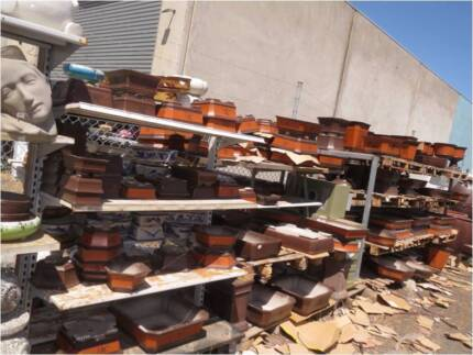 BONSAI POTS 30% OFF PLANTER FISH POND WATER FEATURES STATUES JARS Hoppers Crossing Wyndham Area Preview