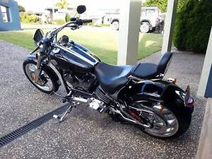 Harley Davidson 2008 Rocker C - AS NEW CONDITION Thornlands Redland Area Preview