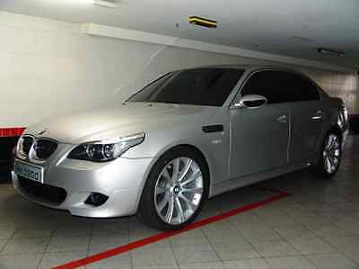 BMW E60 5 Series Sedan 2004-2007 Genuine Aerodynamic M Technik Kit Primed NEW