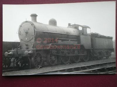 PHOTO  LNWR COOKE   PRINCE OF WALES 4-6-0  5632 BRET HARTE AT CREWE 1931
