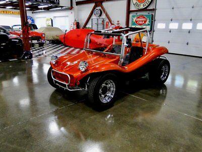 1975 Dune Buggy -- 1975 Volkswagen Dune Buggy, Metallic Orange