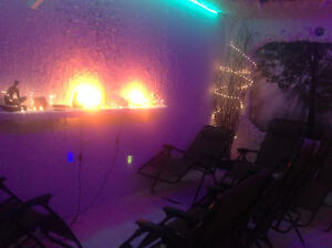 Healing Vibration Meditation & Salt Therapy at Tip Top Health Brantford Ontario image 3