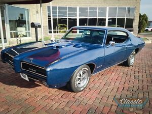 WANTED 1969 PONTIAC GTO